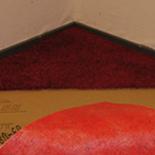Elegance Red ondertapijt