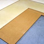 Parmafloor ondervloer