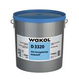 PVC vloer lijm Wakol D 3320 - 12 kg